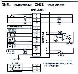 """电机控制器 ssr(无接点继电器) 端子盒 配线管接线部g(pf) 1/2""""2个3/4"""